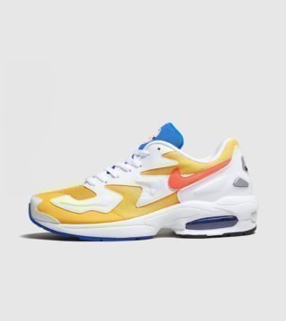 Nike Air Max2 Light (wit)