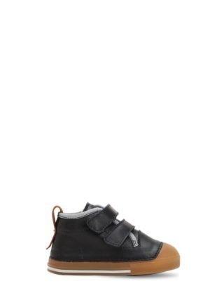 Nappa Leather Sneakers W/ Wool Lining (blauw)