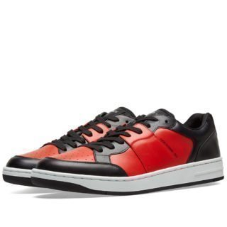 Dior Homme B02 Sneaker (Red)