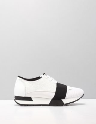 Miss Behave Sneakers wit
