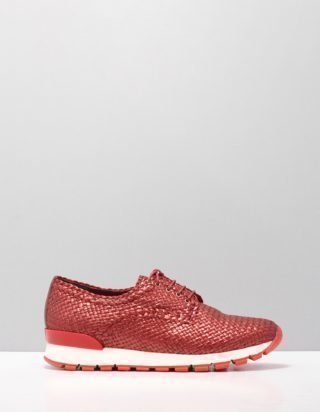 Pons Quintana Sneakers rood