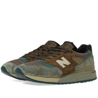 New Balance M998AWA 'Military Pack' - Made in the USA (Green)