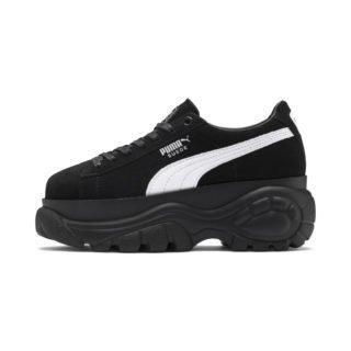 PUMA PUMA x BUFFALO Suede schoenen (Zwart)