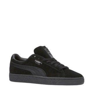 Puma sneakers Suede Classic Satin (zwart)