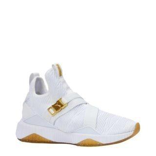 Puma Defy Mid Varsity sneakers (wit)