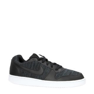 Nike Ebernon Low sneakers donkergrijs/zwart (grijs)