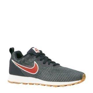 Nike MD Runner 2 Eng Mesh sneakers antraciet (grijs)