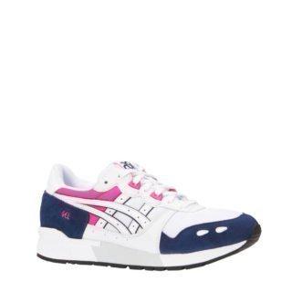 ASICS Gel-Lyte sneakers blauw/roze (wit)