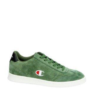 Champion Suède sneakers groen (groen)