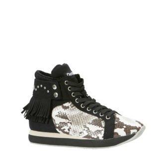 Desigual sneakers zwart (zwart)