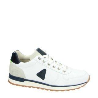 Gaastra leren sneakers wit (wit)