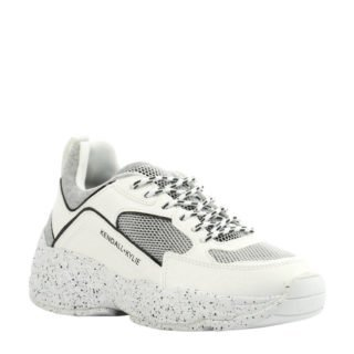 Kendall + Kylie plateau sneakers wit (wit)