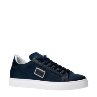 Antony Morato sneakers donkerblauw (wit)