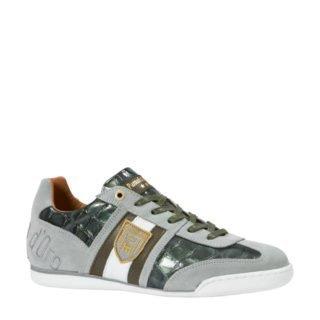 Pantofola d'Oro Imola Scudo Patent Uomo Low sneakers (grijs)