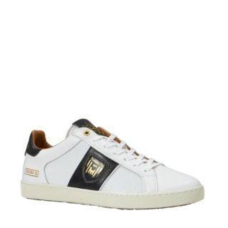 Pantofola d'Oro Sorrento Uoma Low leren sneakers wit (wit)