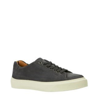 Boss Eclipse Tenn Eclipse Tenn sneakers suede antraciet (grijs)