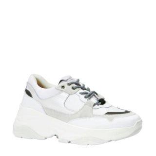 SELECTED FEMME SLFGAVINA TRAINER B SLFGAVINA Trainer B White sneakers (wit)