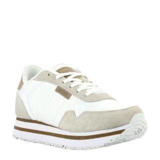 Woden Nora II Plateau sneakers wit (wit)