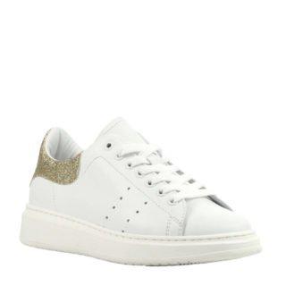 Hip H1782 leren sneakers wit (wit)