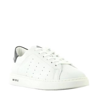 Hip leren sneakers wit (wit)