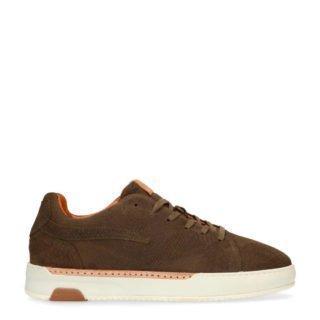 Rehab leren sneakers bruin (bruin)