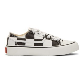 Article No. Black and White 1007-2191 Sneakers
