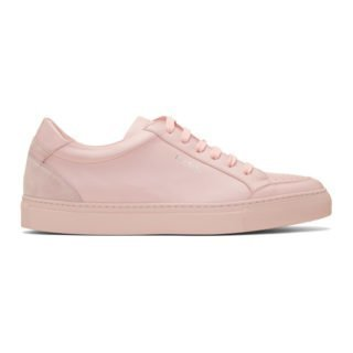Paul Smith Pink Primo Sneakers