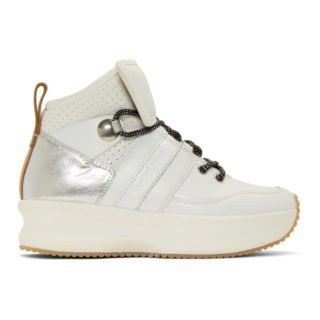 See by Chloe White Casey Sneakers