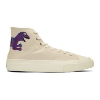 PS by Paul Smith Off-White Kirk Dino Sneakers