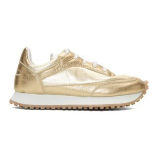 Comme des Garcons Comme des Garcons Gold Spalwart Edition Tempo Low Sneakers