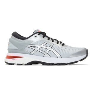 Harmony Grey and Silver Asics Edition Gel-Kayano 25 Sneakers