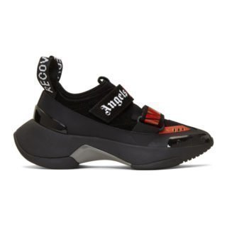 Palm Angels Black Recovery Sneakers