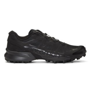 Salomon Black S-Lab SpeedCorss LTD Sneakers
