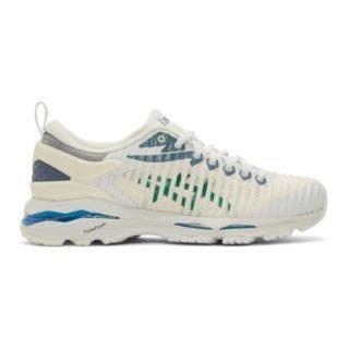 Kiko Kostadinov White Asics Edition Gel-Delva Sneakers