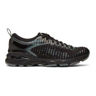 Kiko Kostadinov Black Asics Edition Gel-Delva Sneakers
