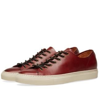 Buttero Tanino Low Sneaker (Brown)