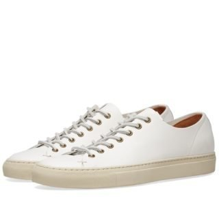 Buttero Tanino Low Sneaker (White)