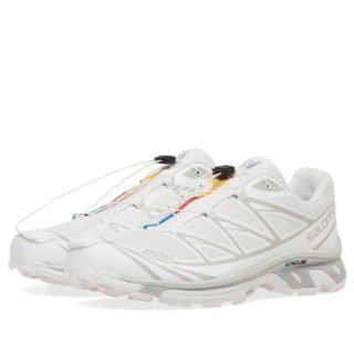 Salomon S/LAB XT-6 LT Advance (White)