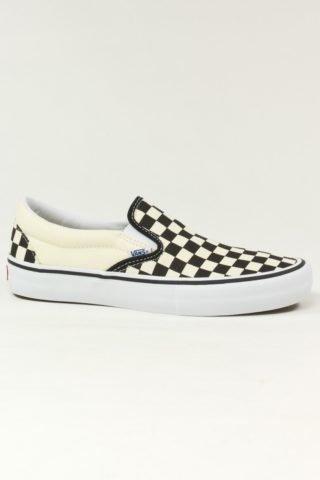 Vans Slip-On Pro - (Chckrbrd)Black/Whit