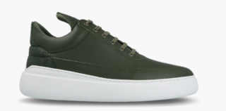 Filling Pieces Low Top Angelica Mix army Green / Dark Green Filling Pieces Low Top Angelica Mix army Green / Dark Green