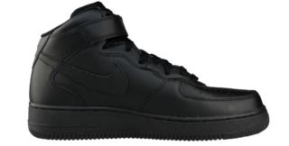 Nike Air Force 1 Mid 315123 001 Zwart