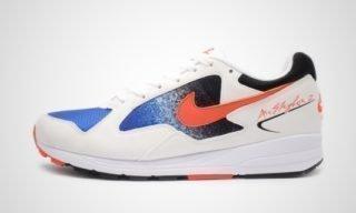 Air Skylon II (Wit/Oranje) Sneaker