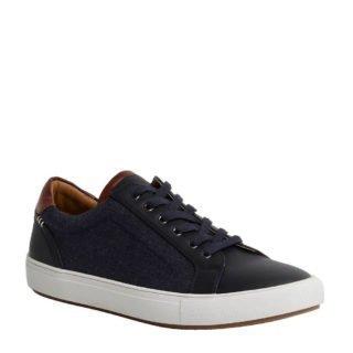 River Island sneakers met denim look (blauw)