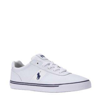 POLO Ralph Lauren leren sneakers (wit)