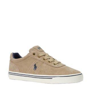POLO Ralph Lauren suède sneakers (bruin)