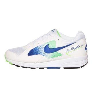 Nike Air Skylon II (wit/blauw/groen/zwart)
