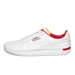 Puma California Drive Thru (wit/rood/geel)