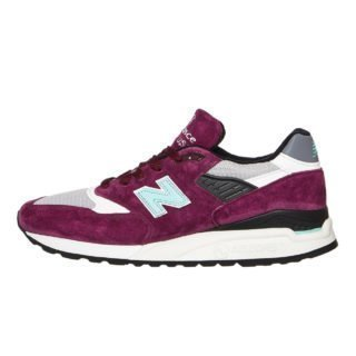 New Balance M998 AWC Made in USA (rood)