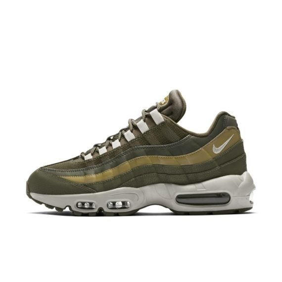 Nike Air Max 95 Essential Herenschoen – Olive Olive