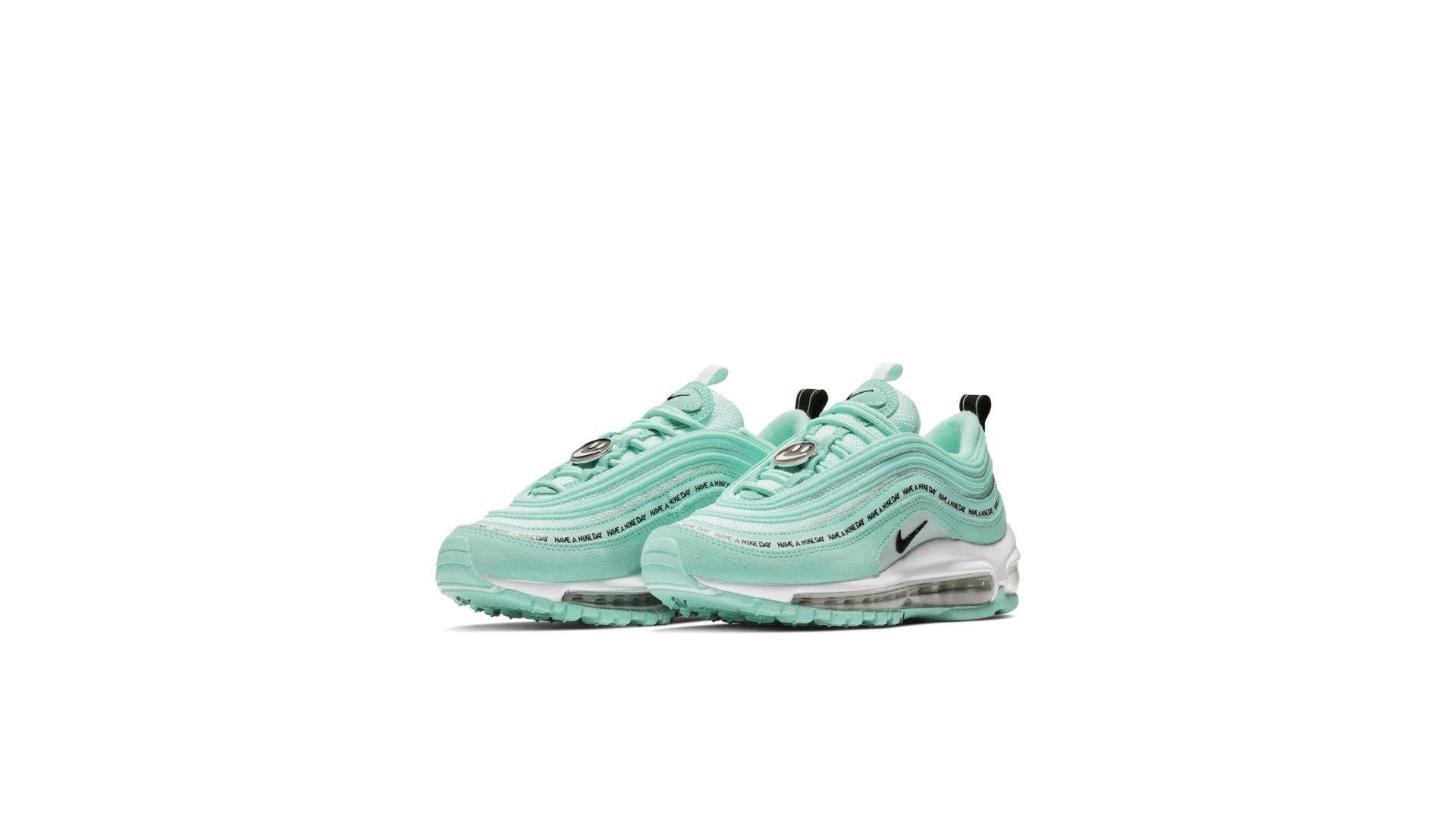 Nike Air Max 97 GS Teal 'Have A Nike Day' (923288 300)
